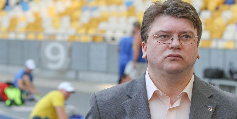 Министр спорта Украины призвал к бойкоту Кубка мира по биатлону в России