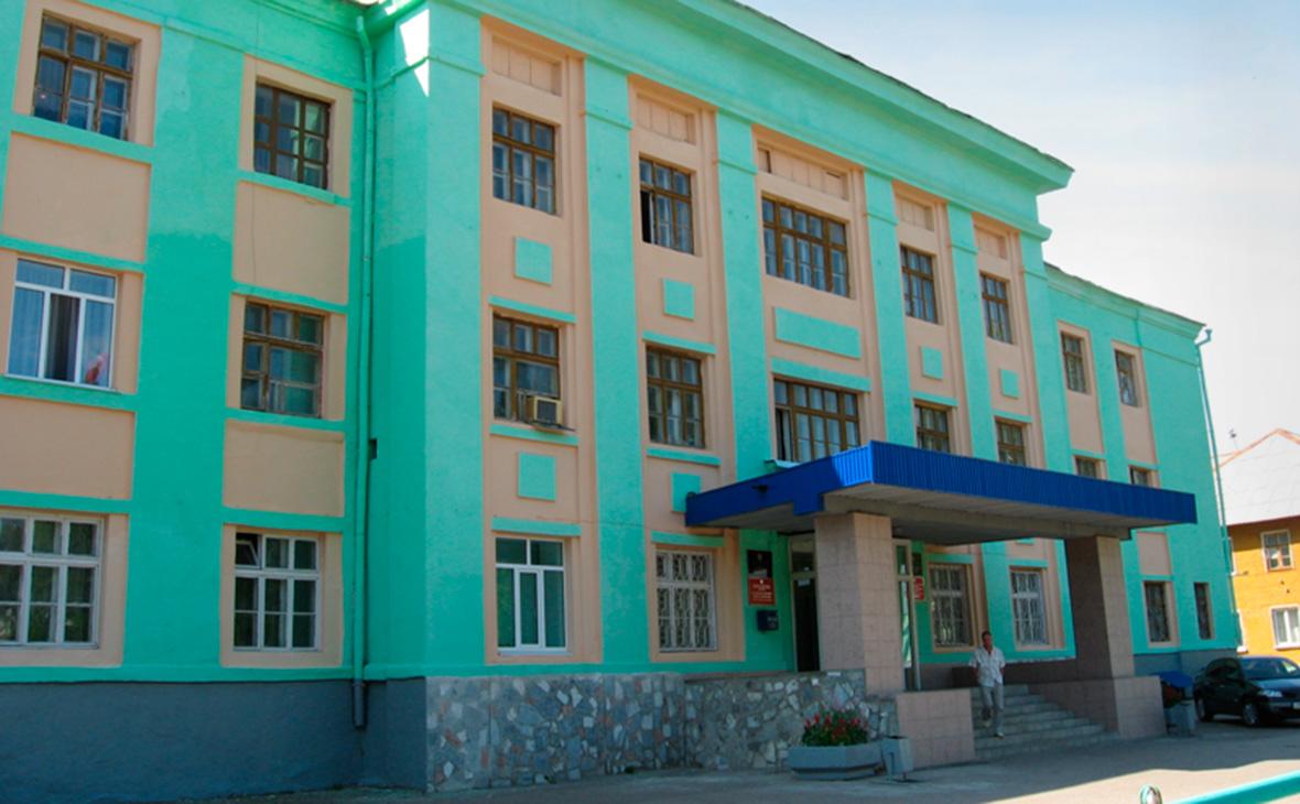 Здание оборонного предприятия ФКП «Авангард»