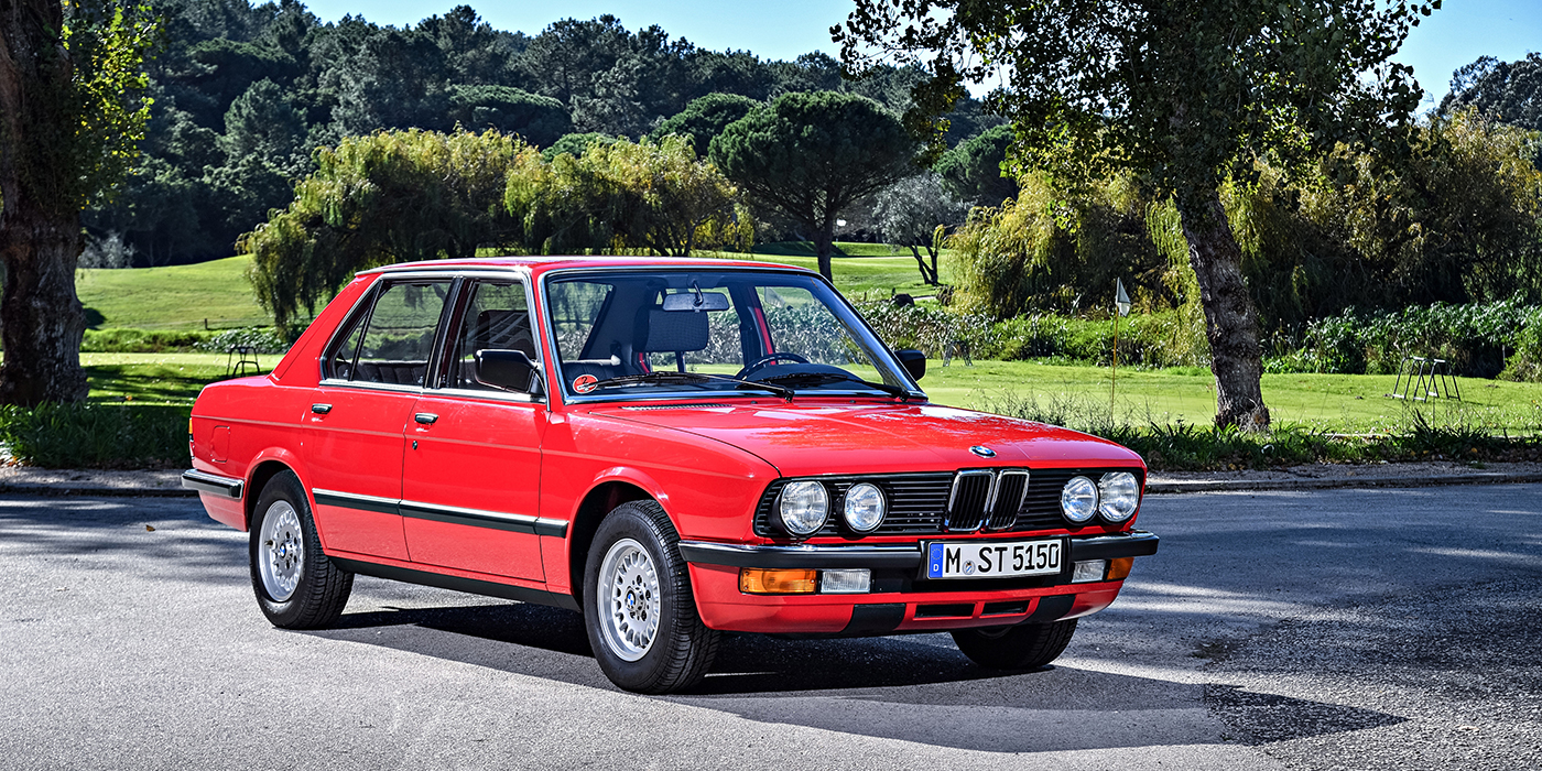 BMW 5-Series E28 (1981-1987)