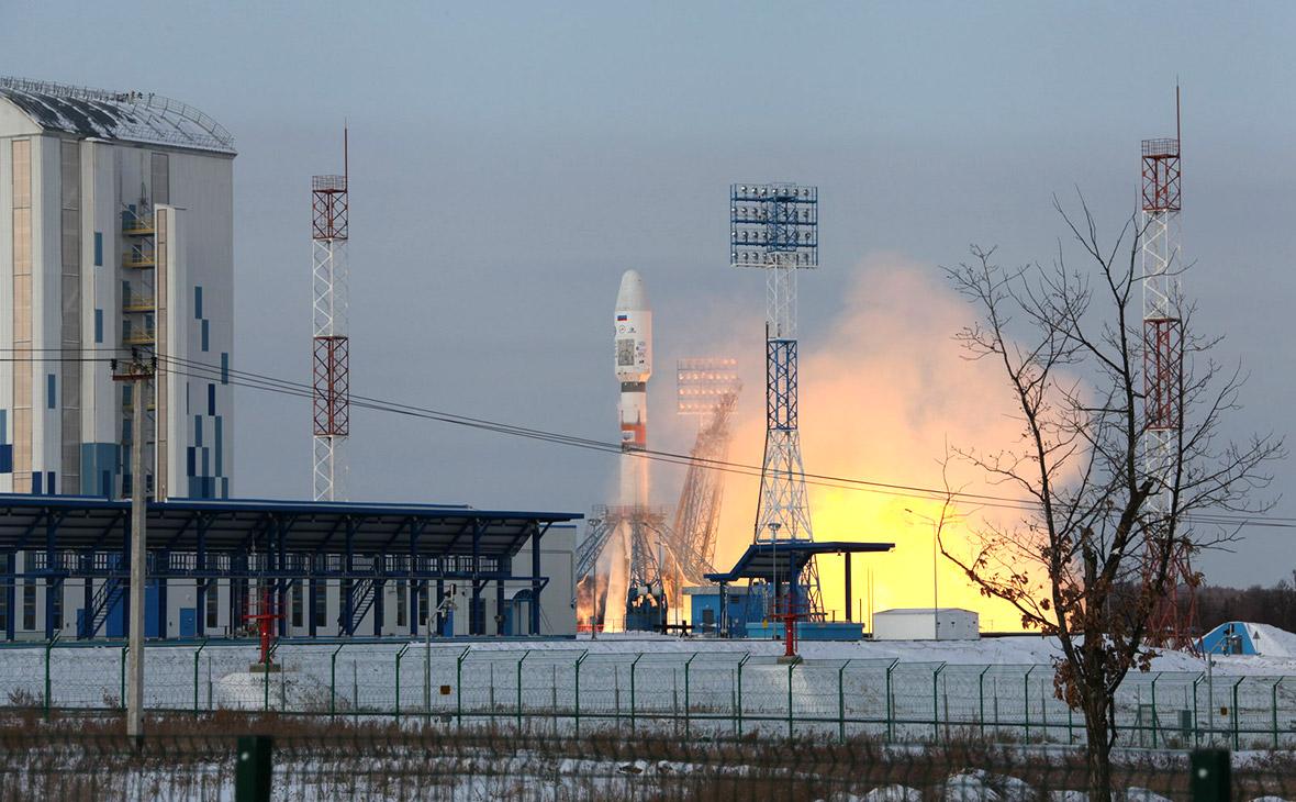 Запуск космического корабля «Союз». 28 ноября 2017 года