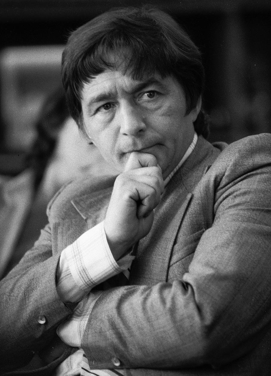 Эдуард Успенский в 1988 году