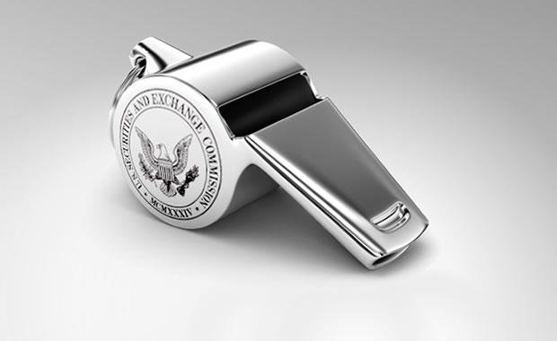 Символ программы SEC по привлечению осведомителей