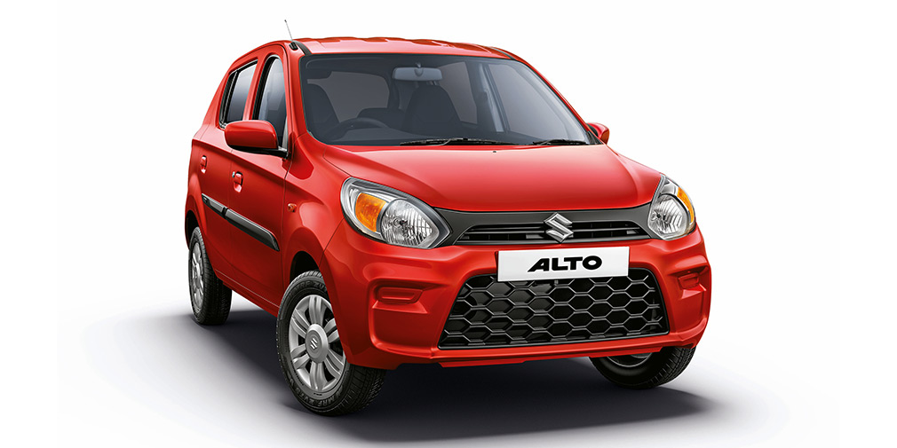 Maruti Suzuki Alto  Это самый популярный автомобиль Индии по итогам 2019 года. Крошечный хэтчбек за 4200 долларов с мотором на 48 л.с. разошелся тиражом в 208 тысяч.
