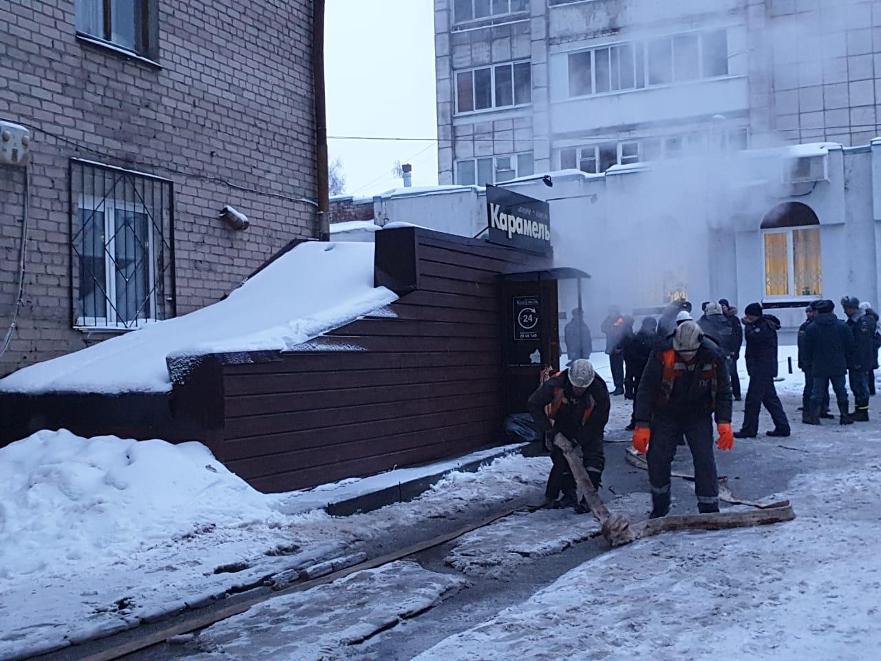 Осужденный владелец пермской «Карамели» взыскал за потоп 1,8 млн рублей