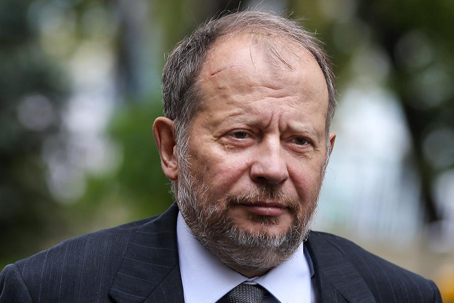 Андрей Белоусов предлагал изъять у компании20,89 млрд руб. На встрече вместо Лисина присутствовал председатель правления Григорий Федоришин