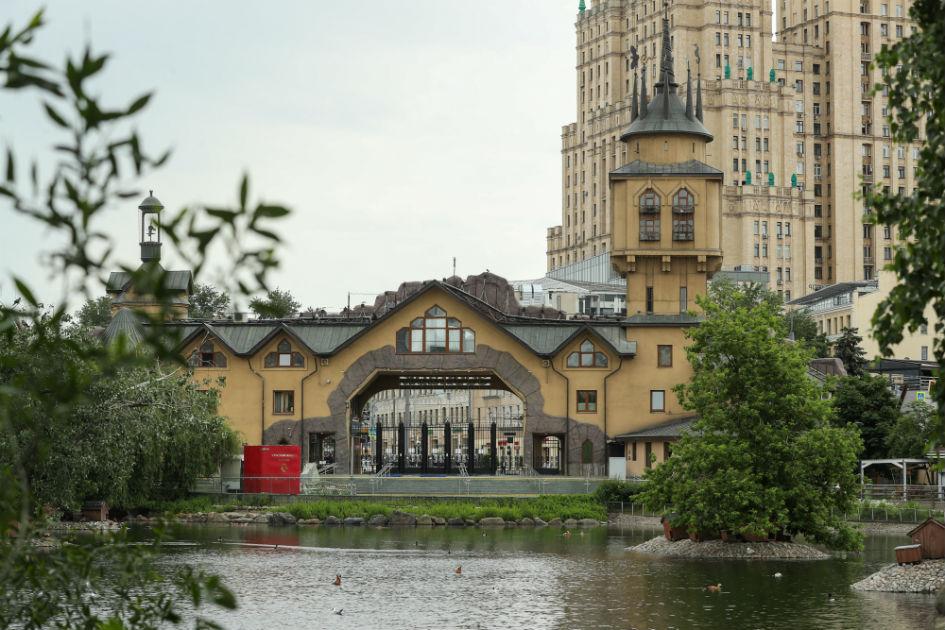 Московский зоопарк готовят к открытию