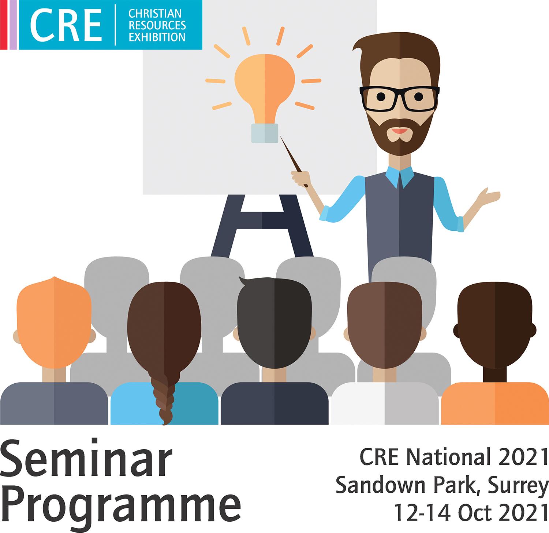 Брошюра церковного семинара CRE National 2021