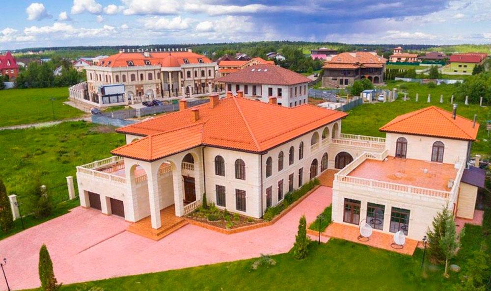 Особняк в Московской области