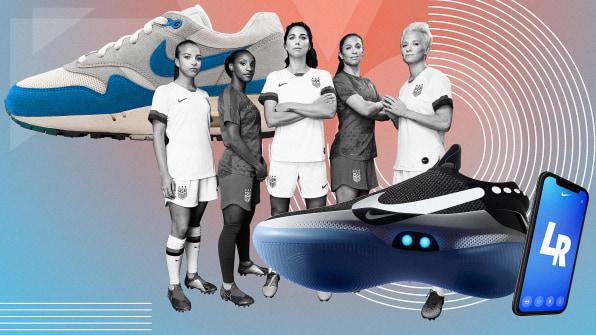 Фото:Nike