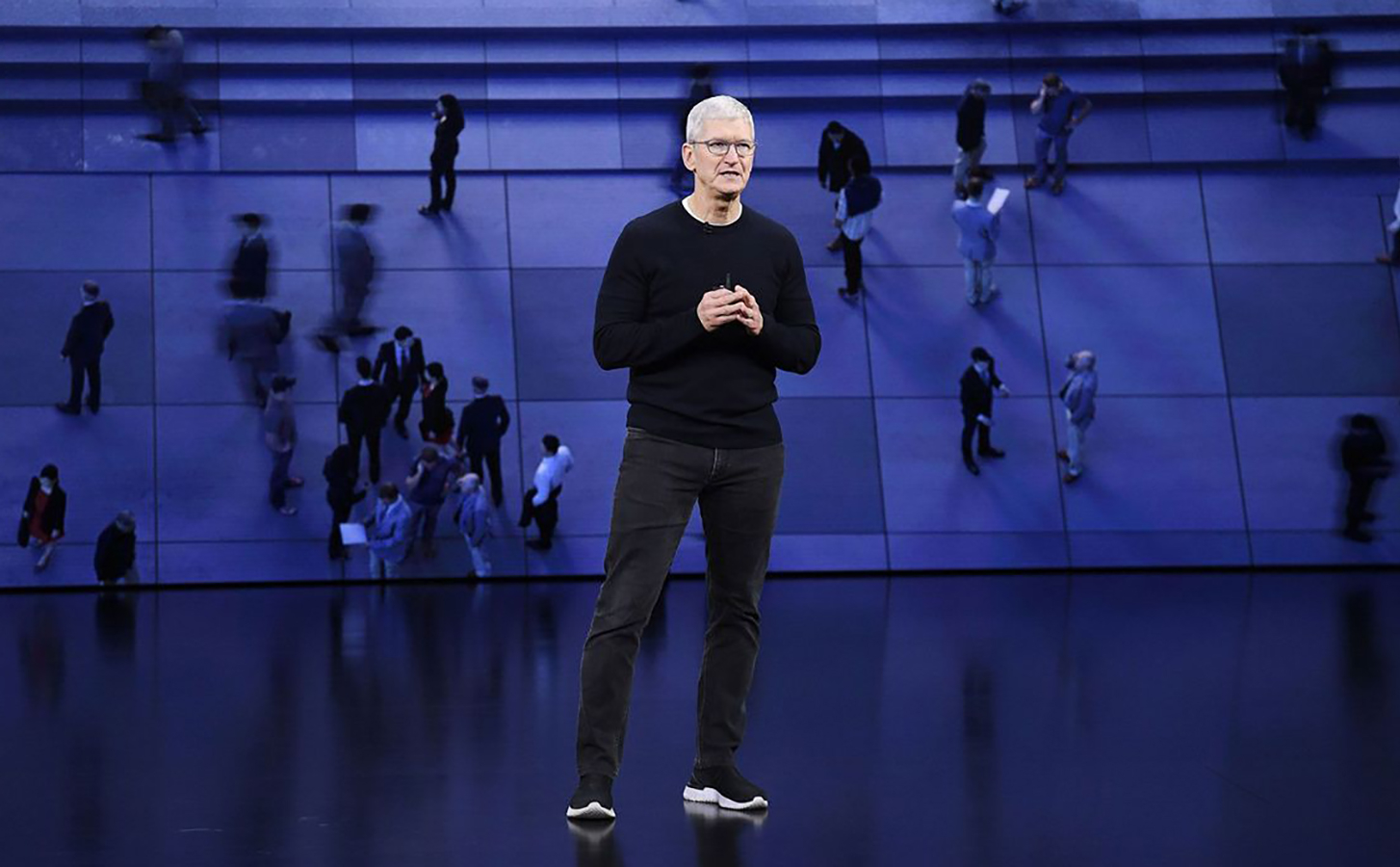 Глава Apple ТимКук