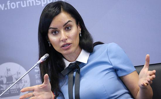 Генеральный директор компании «Апостол» Тина Канделаки