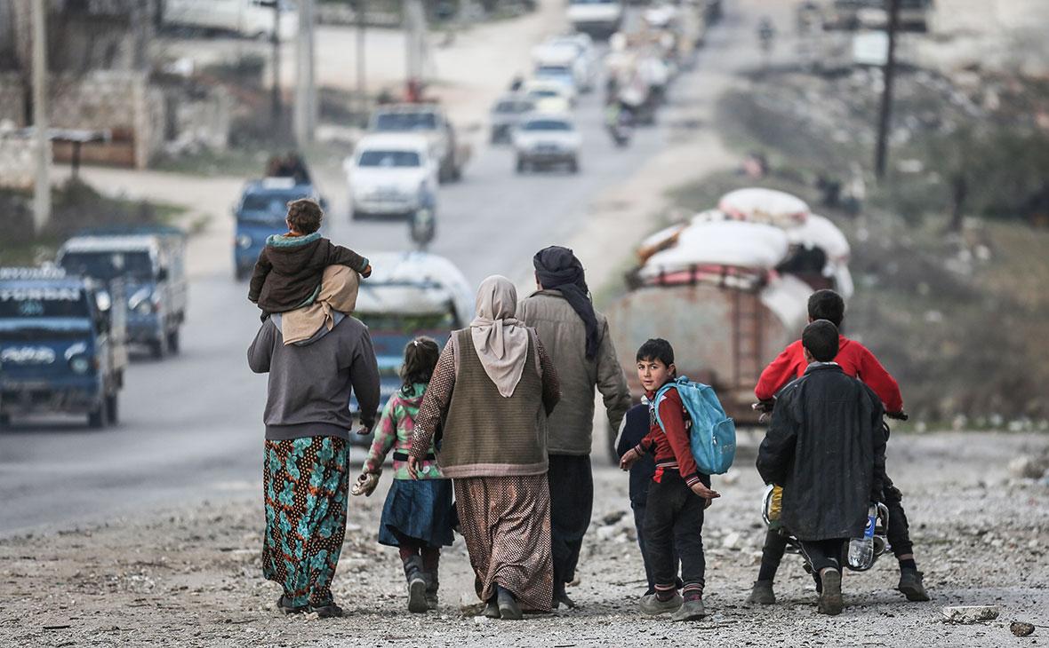 Фото:Anas Alkharboutli / Global Look Press