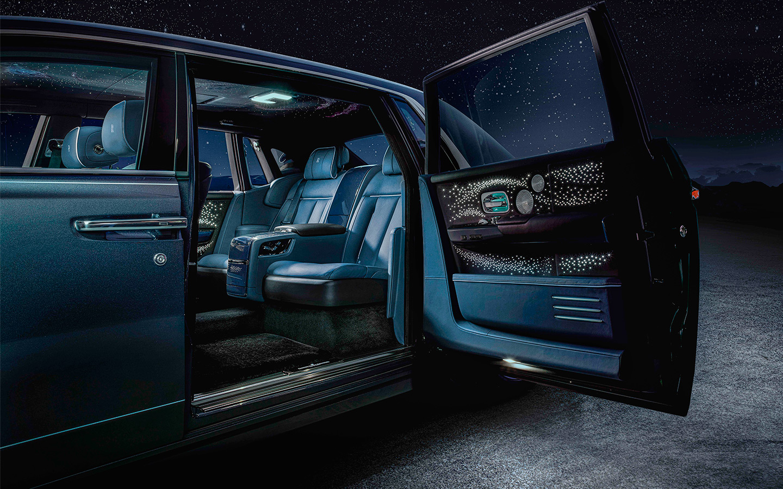 <p>Rolls-Royce Phantom Tempus</p>