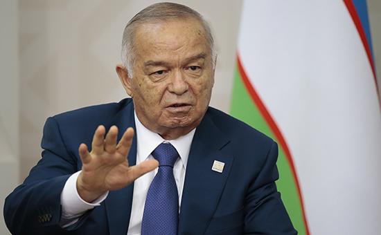 «Интерфакс» аннулировал сообщение о смерти Ислама Каримова