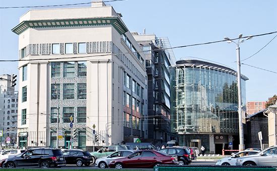 Бизнес-центр Hermitage Plaza