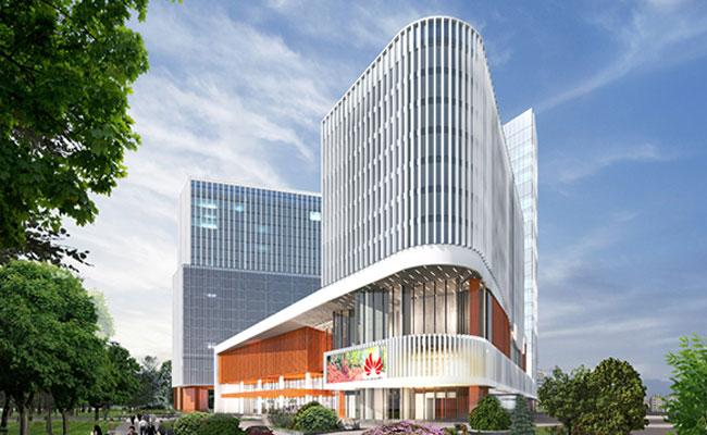Проект Китайского делового центра
