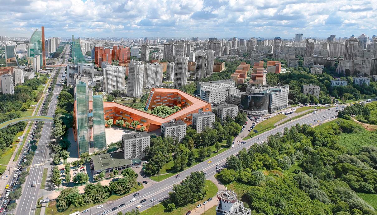 Фото:Bofill Arquitectura, S.L., ООО «Мастер'c план»