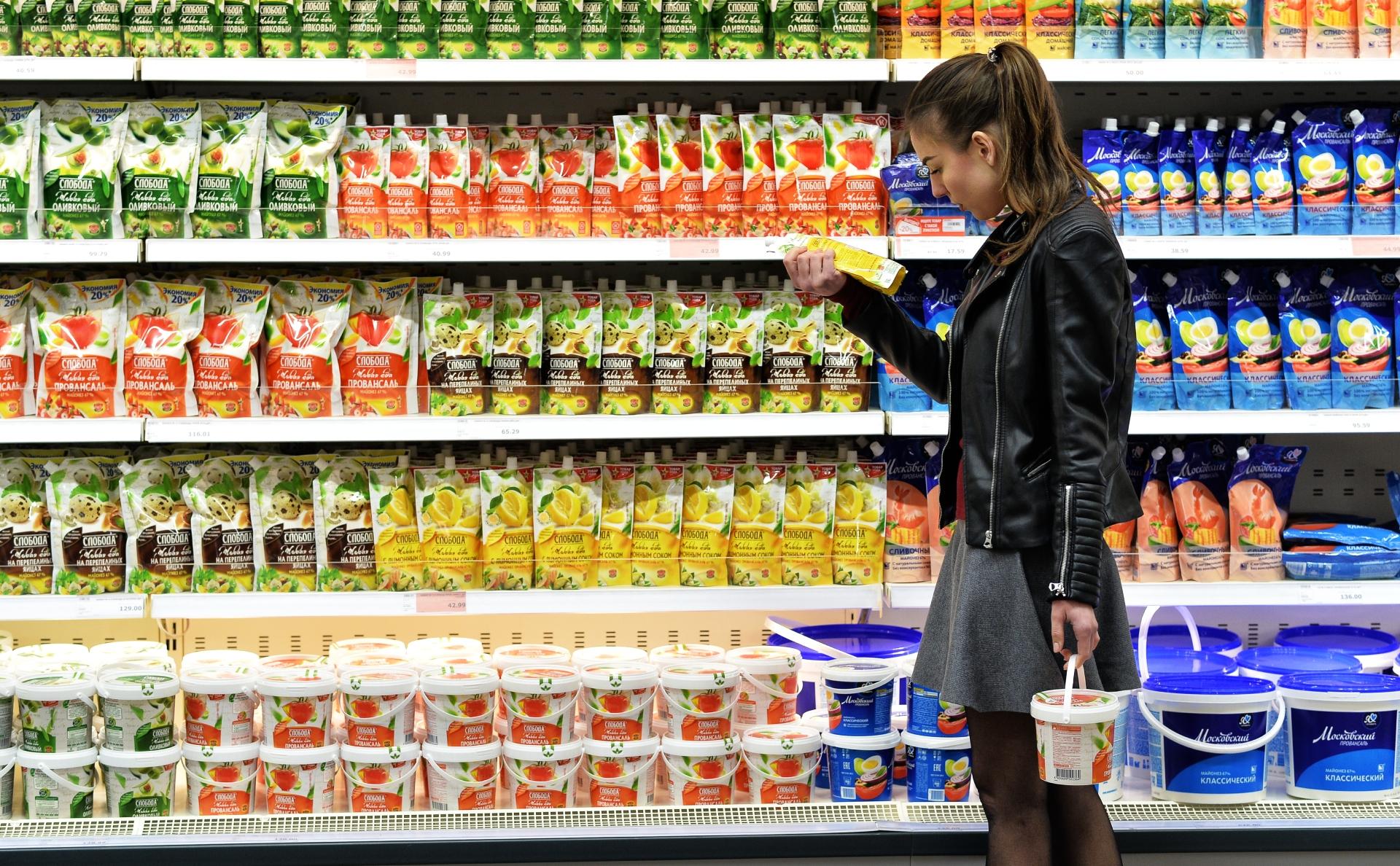 Коммерсантъ узнал о подорожании майонеза и соусов на 10%