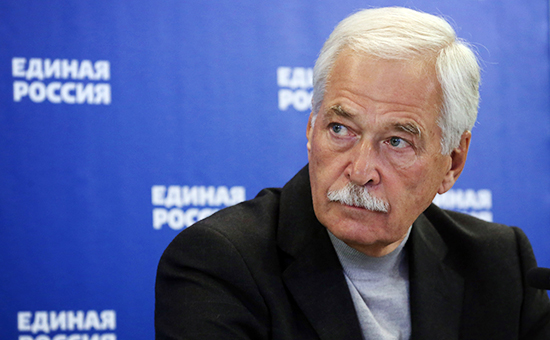 Бывший спикер Госдумы Борис Грызлов