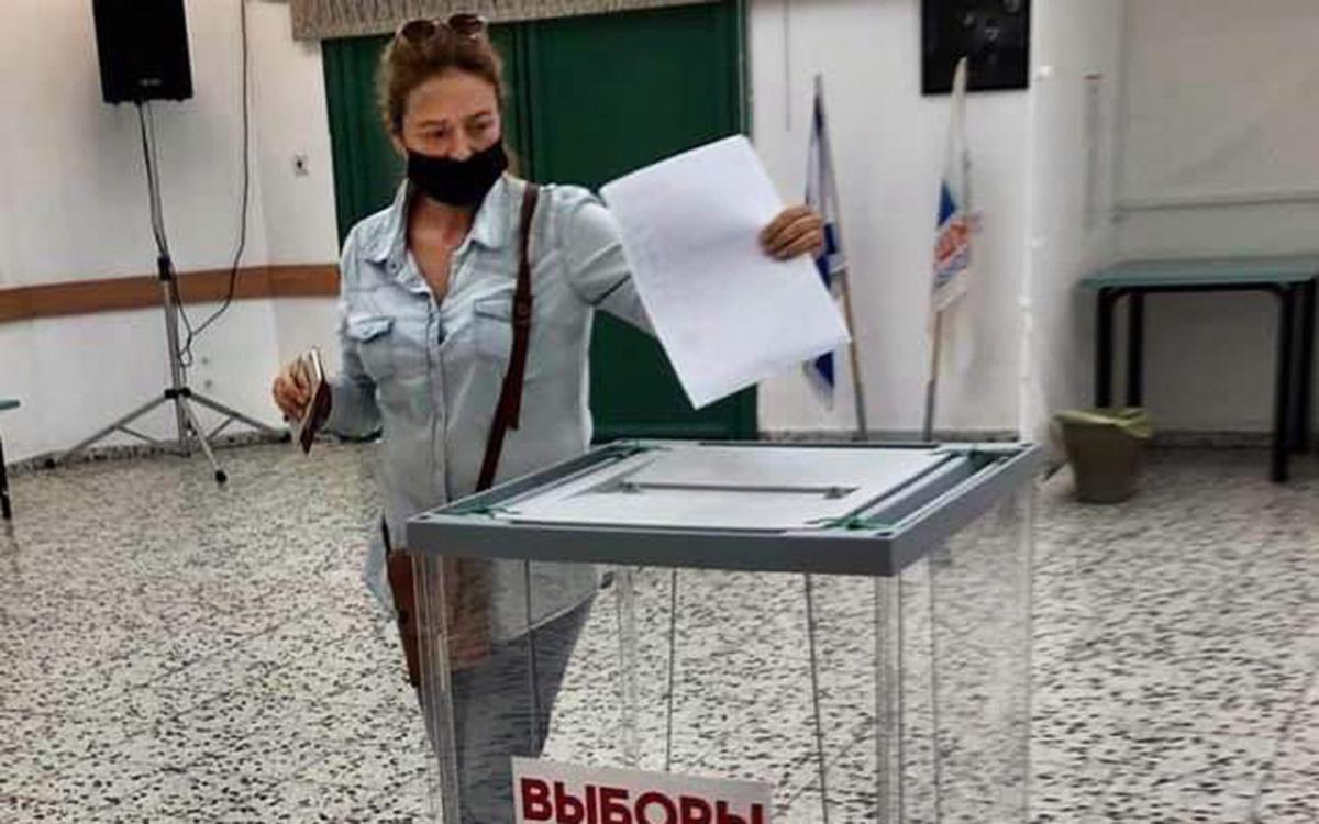 Юлия Ильинская