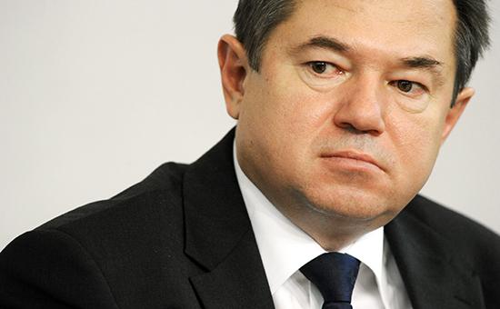 Cоветник президента России Сергей Глазьев