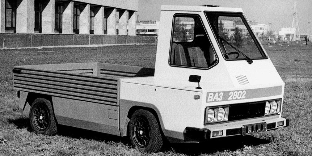 ВАЗ-2802-01 «Пони»
