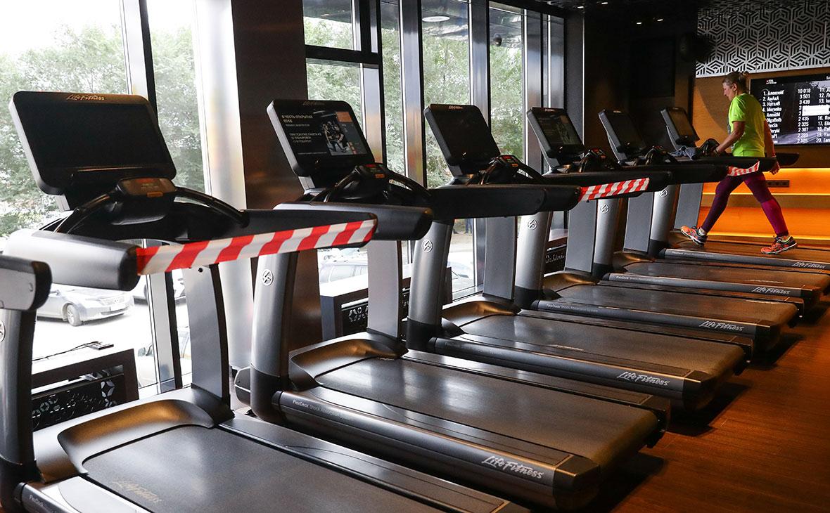 в москве работают фитнес клубы