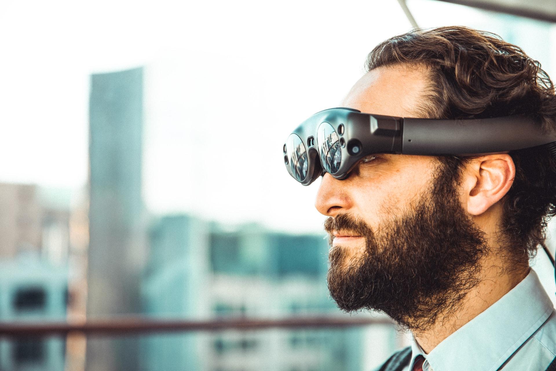Очки виртуальной реальности могут открыть доступ в новые цифровые миры