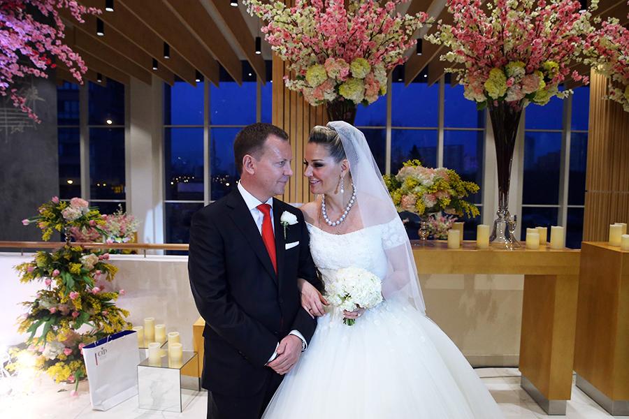Денис Вороненков и МарияМаксакова