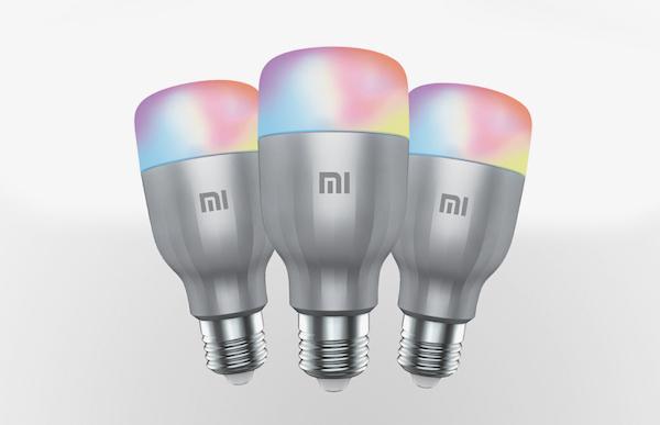 «Умные» лампочки Xiaomi