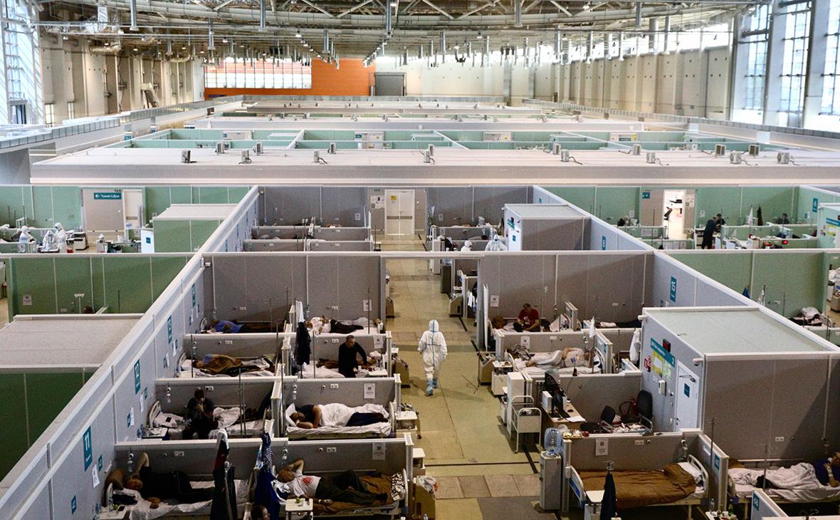 В России третий день подряд выявили более 9 тыс. случаев COVID-19