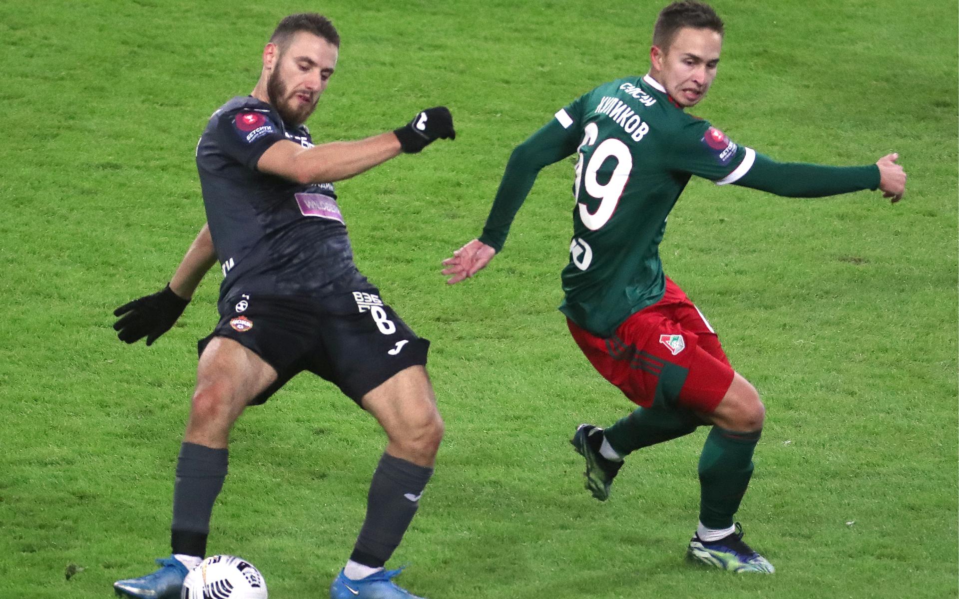 Фото: Никола Влашич (слева, Сергей Фадеичев/ТАСС)