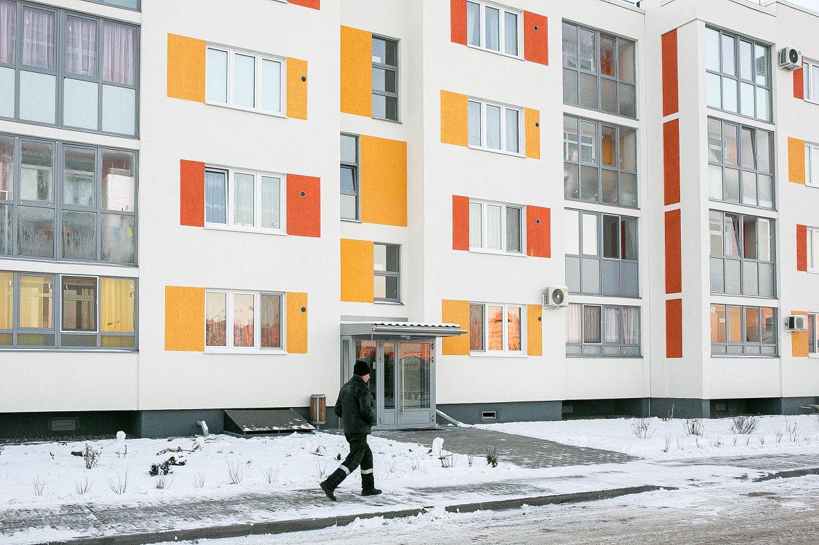 На Тюменскую область приходится 4,4% всех ипотечных сделок по стране