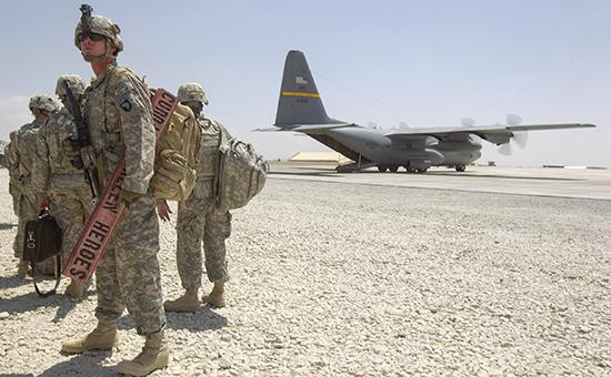 Россия официально прекратила транзит вооружений НАТО в Афганистан
