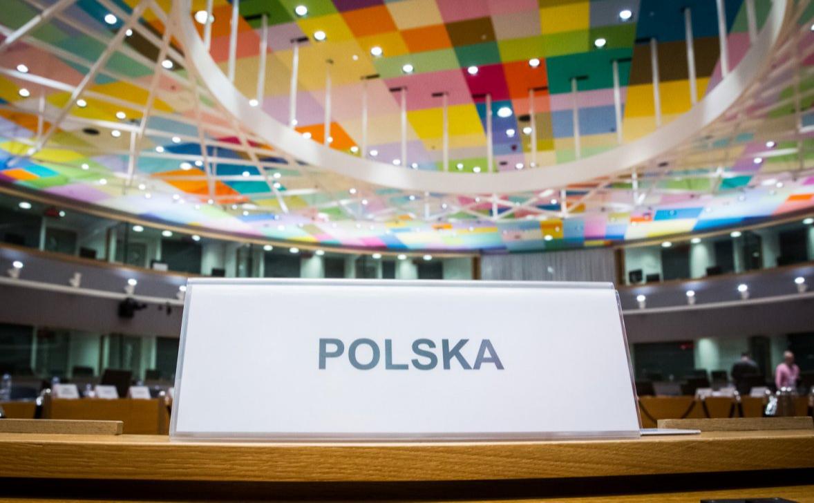 Фото: пресс-служба МИД Польши