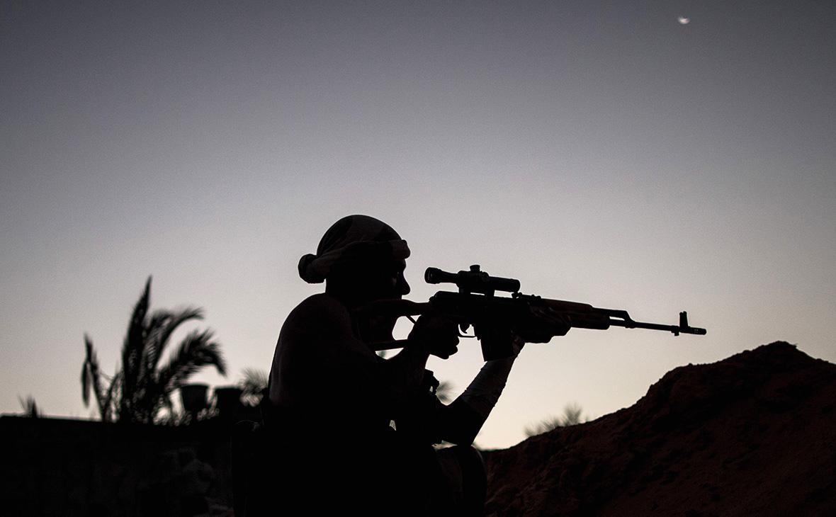 Конфликт в Ливии, Триполи
