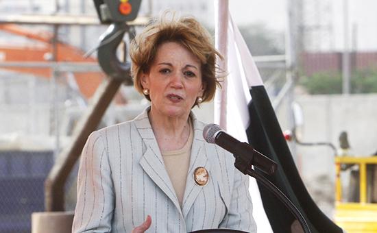 Помощник госсекретаря США поБлижнему Востоку Энн Паттерсон