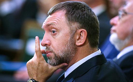 Президент «Русала» Олег Дерипаска