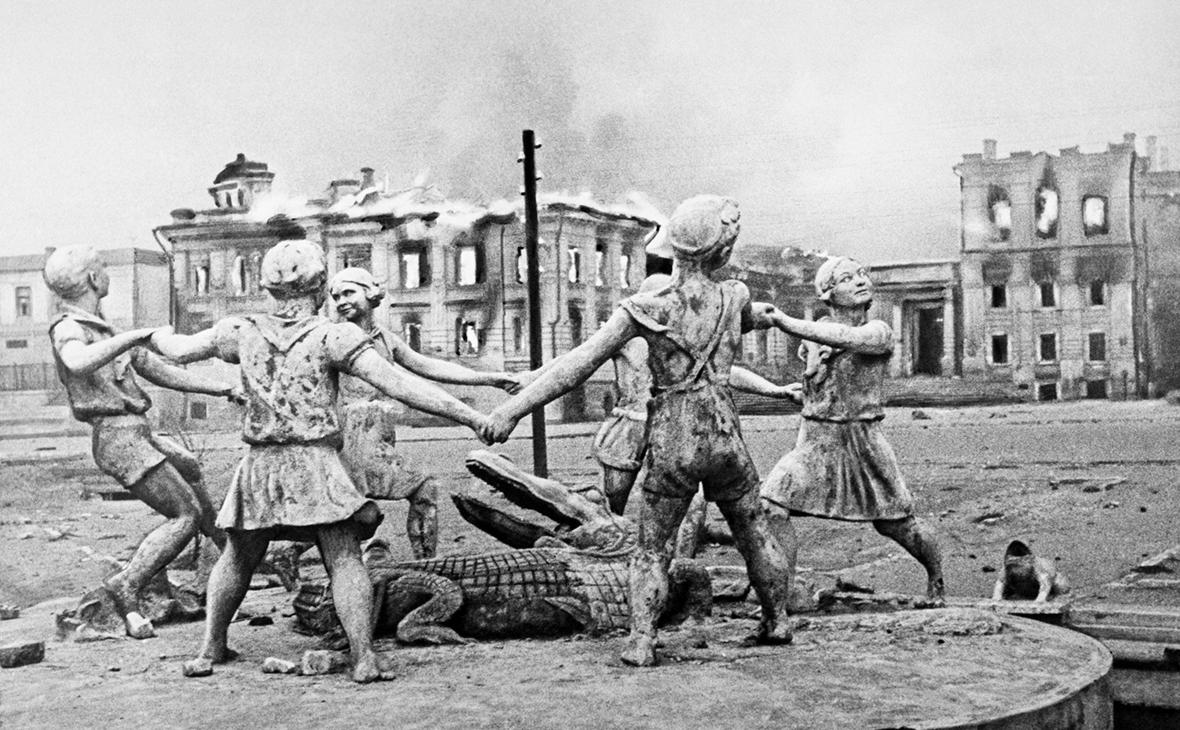 Сталинград, 23 августа 1942 г.