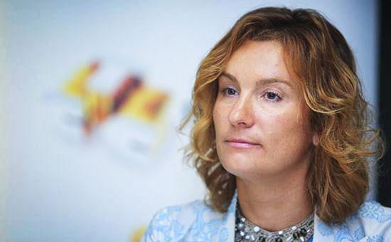Генеральный директор СТС Media Юлиана Слащева