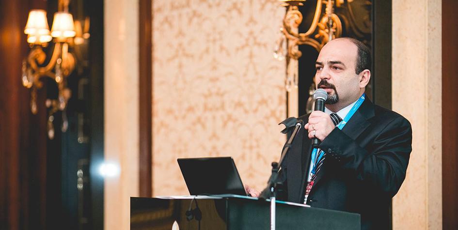 Председатель совета директоров Альянса Девелоперов Кипра Давид Петросов