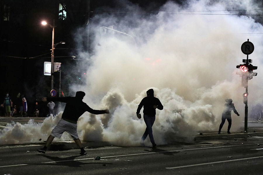 Фото:Djordje Kojadinovic / Reuters