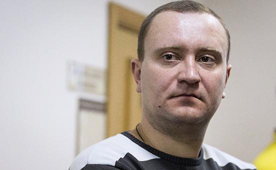Руководитель полетов аэропорта Внуково Роман Дунаев