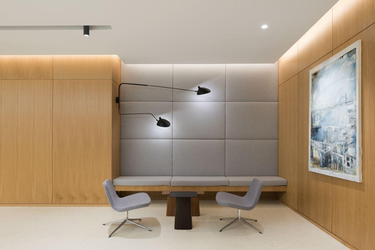Фото:Финансовая группа «Будущее» / архитектурное бюро FRONTARCHITECTURE