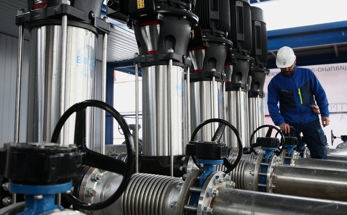 Власти приготовились добывать пресную воду для Крыма под Азовским морем