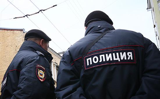 Сотрудники полиции, 2015 год