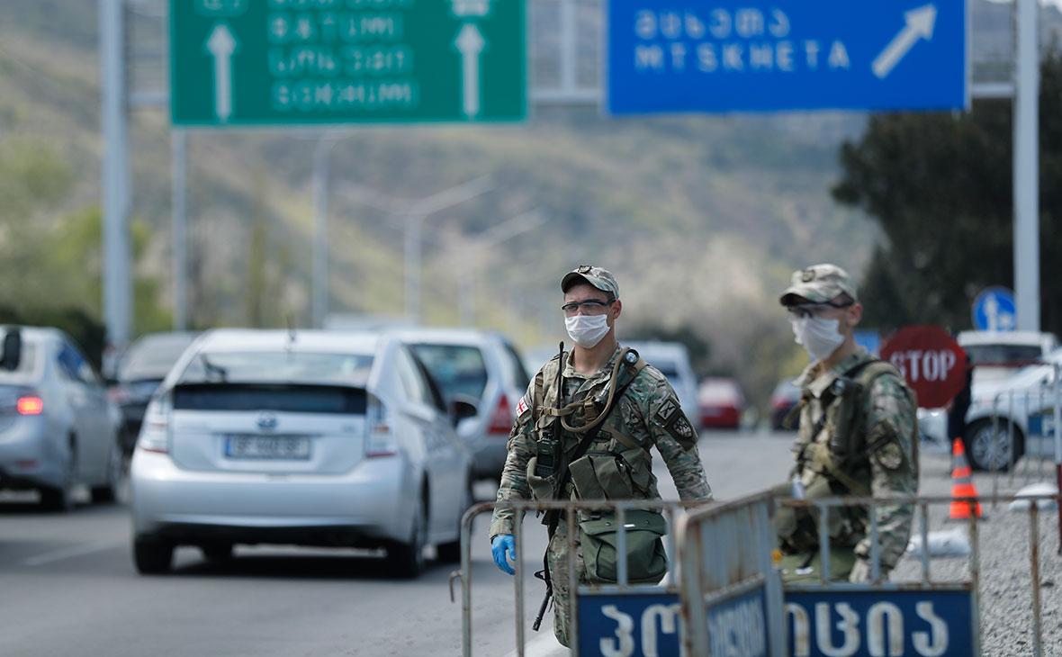 Фото:Zurab Kurtsikidze / EPA / ТАСС