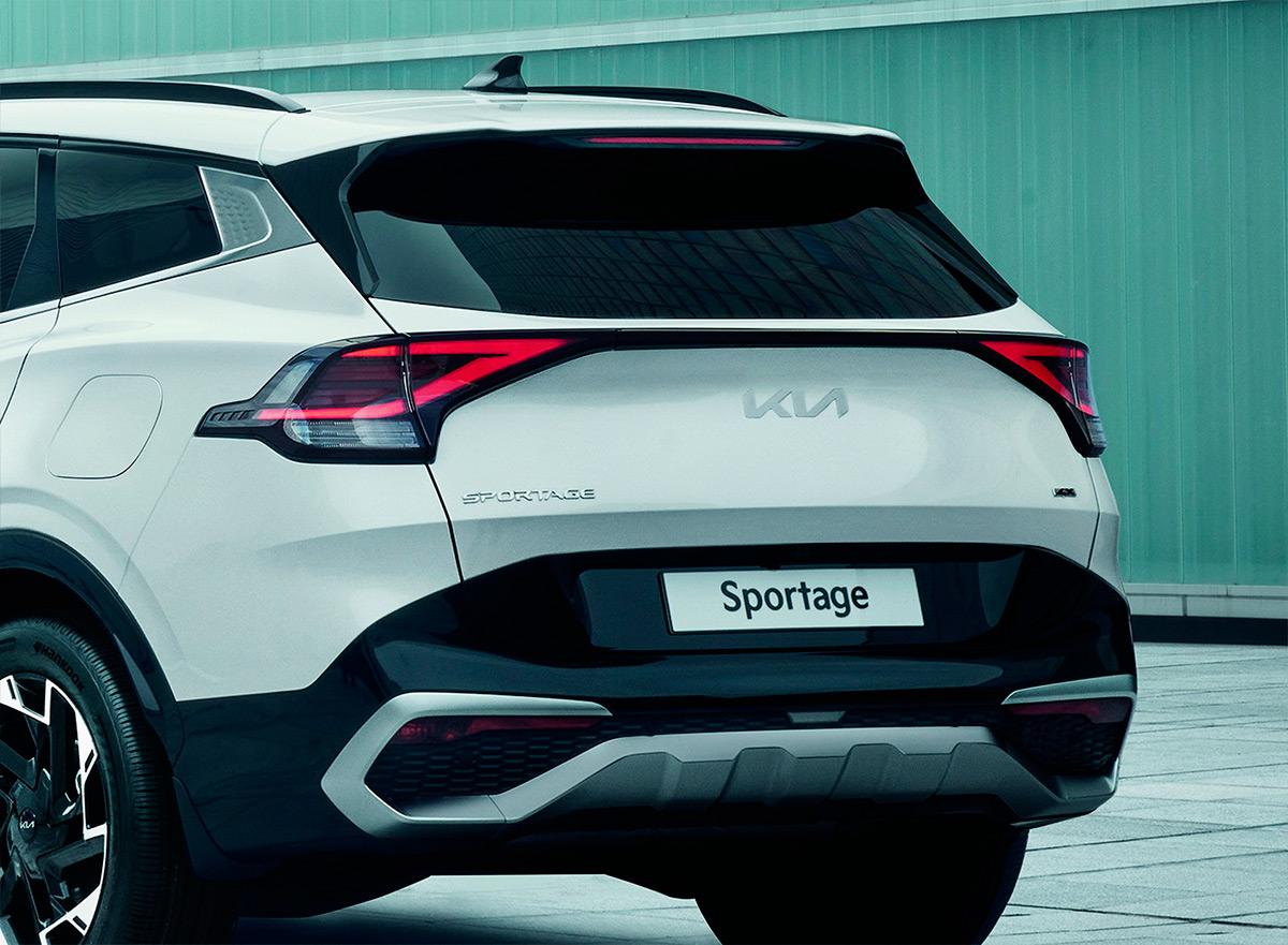 Новый Kia Sportage