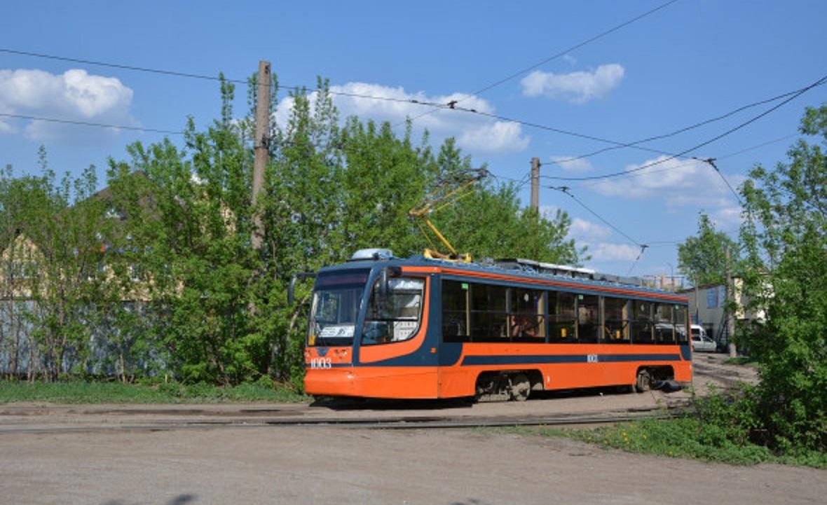 Контактную сеть трамваев оценили в 312,2 млн рублей.