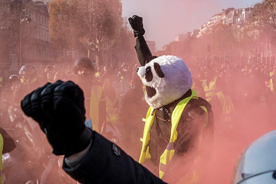 Фото:Christophe Petit Tesson / EPA / ТАСС